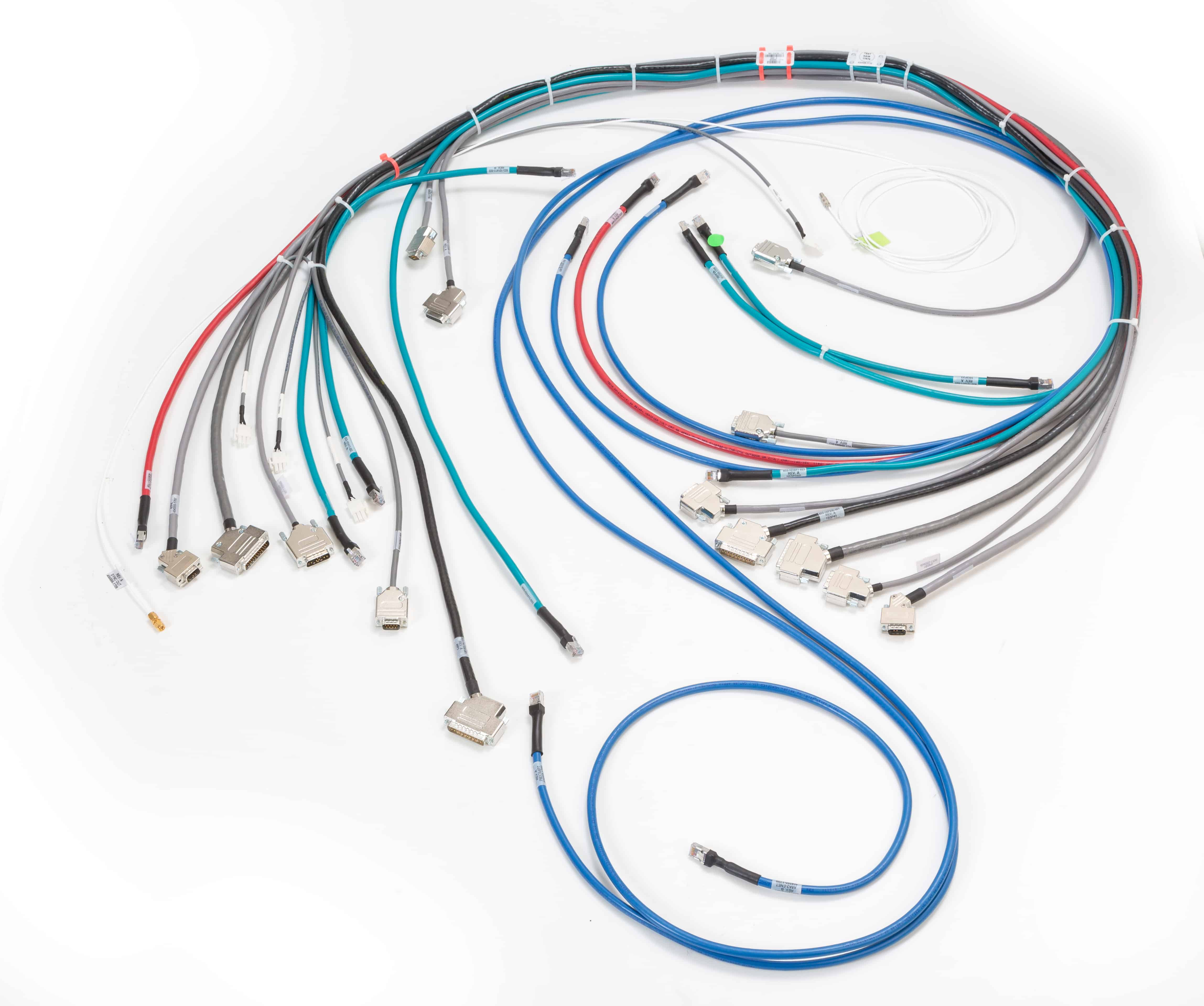 Selecting A Source For Very Complex Cable Harnesses And Assemblies Wire Harness Assembly Process Copper